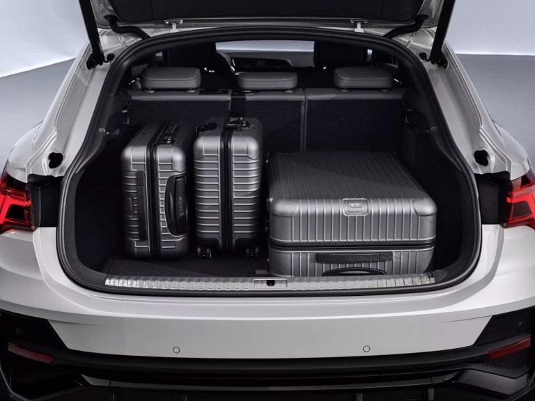 Maletero Audi Q3 Sportback 2020