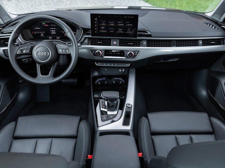 Salpicadero Audi A4 2020
