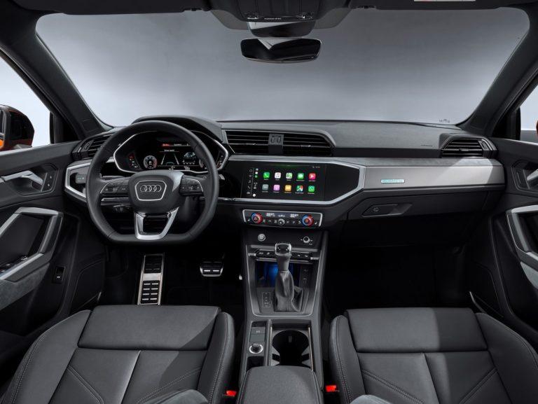 Salpicadero Audi Q3 Sportback 2020