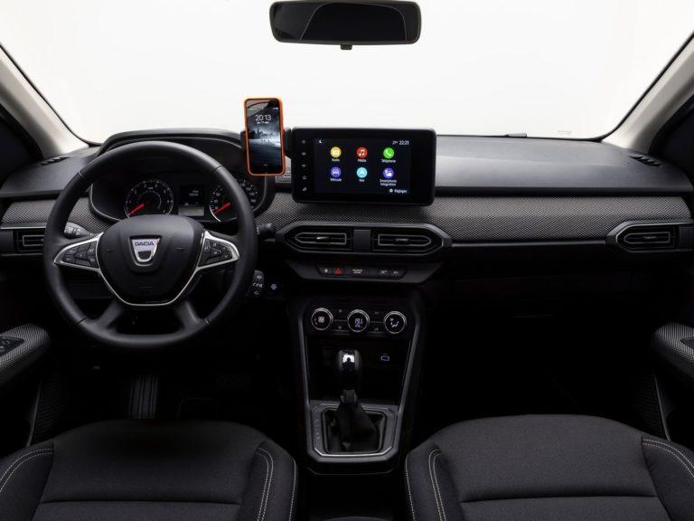 Salpicadero Dacia Logan 2021